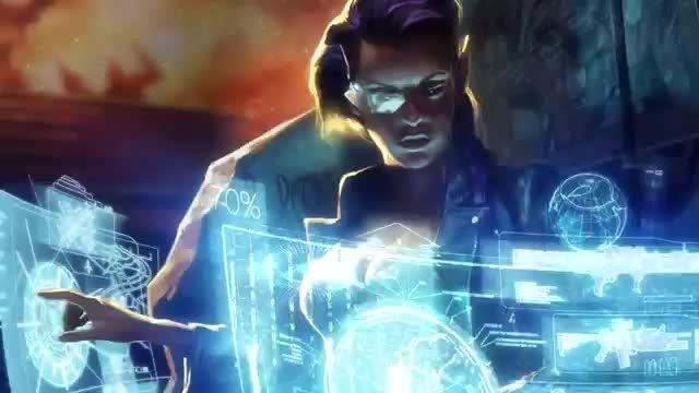 Cyberpunk Dream تریلر بازی | وب سایت vgfa.ir