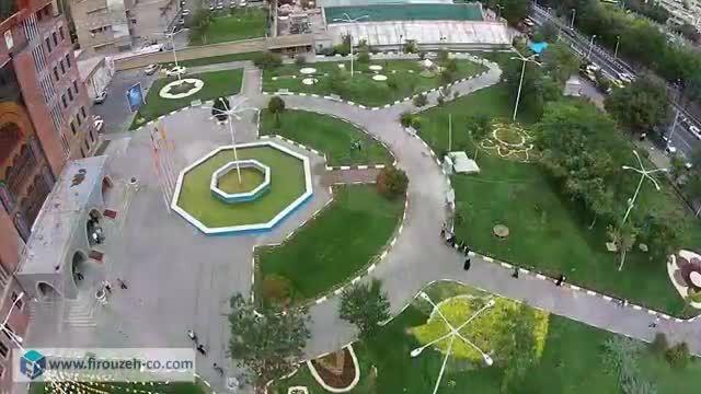 ساختمان جدید شهرداری تبریز