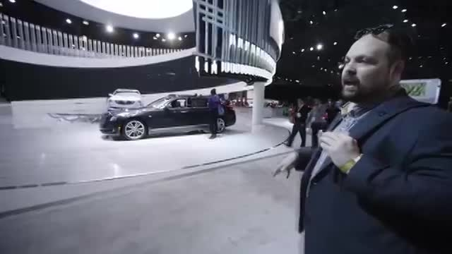 A tour of the New York International Auto Show