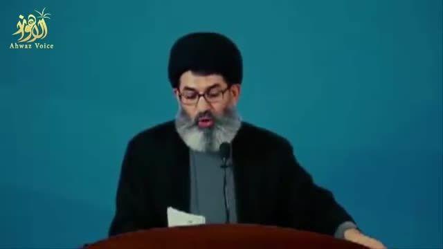 سید هاشم حیدری : ملت یمن حق ندارد ریاض را بمباران کند؟