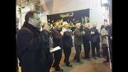 مراسم سوگواری سالار شهیدان در بازار بزازان تبریز