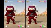 بازی Clumsy Ninja (آیفون 5)