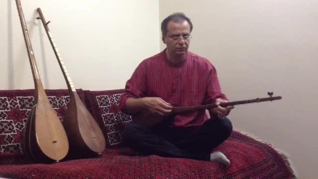 سومقامی - مسعود خضری - دوتار