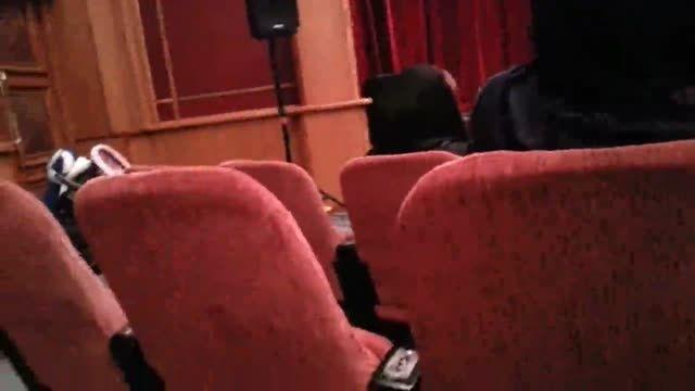 اجرا شیراز تالار احسان