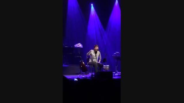 سامی یوسف - اجرای ترانه جان جانان در کنسرت انشده 2015