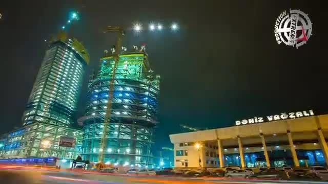 Here is Baku