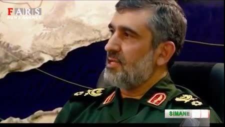 فیلم پرواز پهپاد RQ170 ایرانی