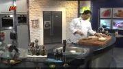 آشپزی خوراک لازانیامرغ