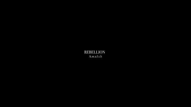 (Rebellion - Britney Spears (cover
