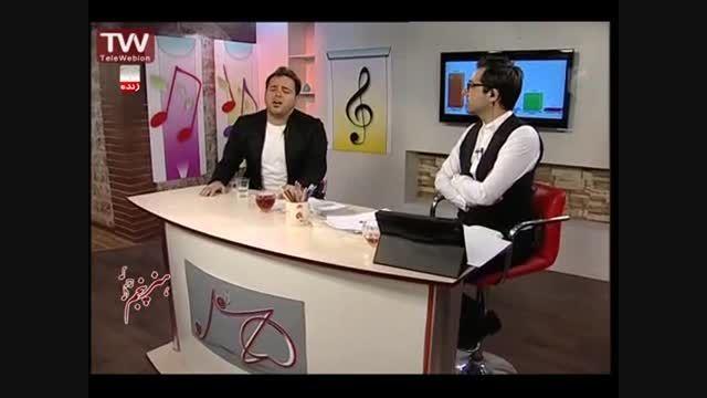 اجرای زنده و دلنشین علی عبدالمالکی در برنامه هنر پنجم