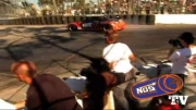 دریفت کشی در پیست Long Beach