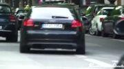 صدای اگزوز BMW M6 و M3 E30