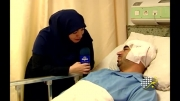 عمل جراحی مغز بدون بیهوشی در بیمارستان سجاد