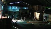 پشت صحنه فیلم the raid 1 - #2