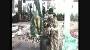 رویارویی فرنگی وامام هفتم ع-حاج سید حسن مهدوی وحیدرنجبر