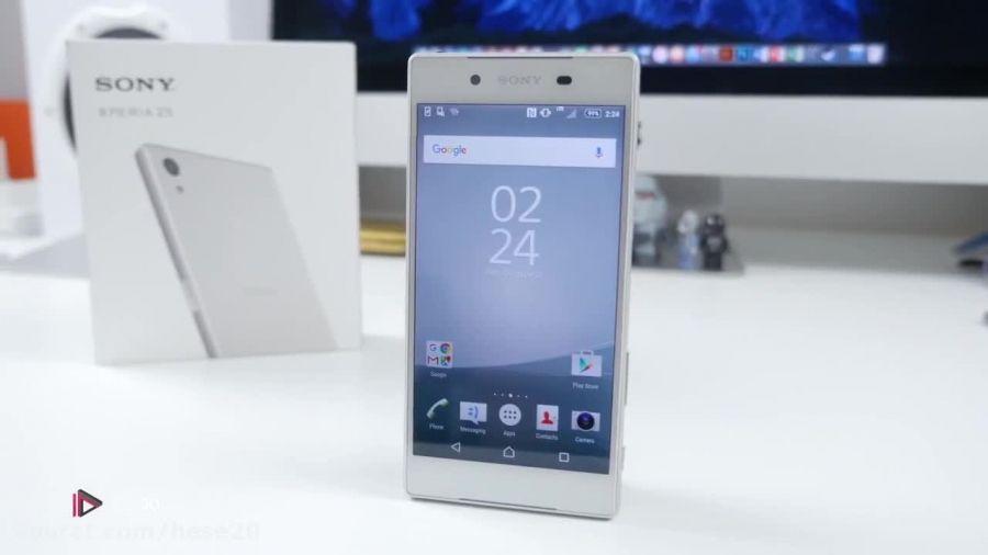 نقد و بررسی گوشی Sony Xperia Z5