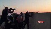 یگان طلایی ارتش عراق در جنگ چهره به چهره با داعش