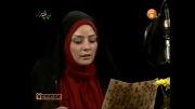 صدیقه مرادی  و بگو مگو با صدای ماهان بهرام خان
