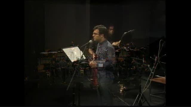 خوانندگی و نوازندگی میثم مروستی در کنسرت آرس نوا