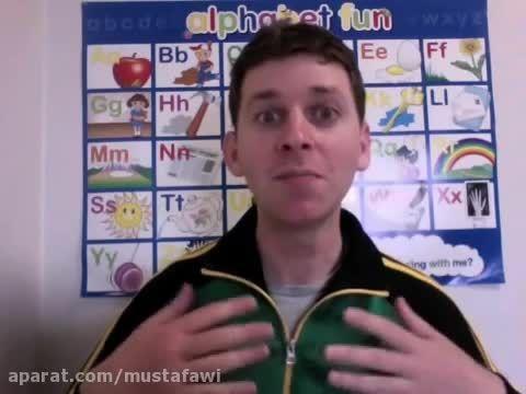 آموزش زبان انگلیسی به کودکان (آب و هوا) 2
