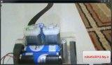 فیلم ربات تعقیب خط با میکرو کنترلر