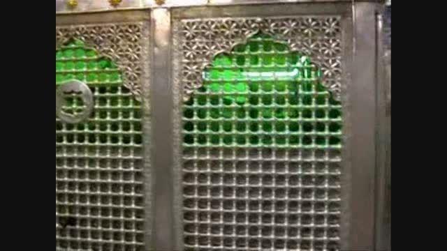 مدح علی اکبر (ع) شعر خوانی شاعر اهل بیت حسن خزائی