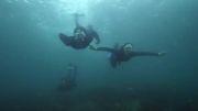 اولین فروشگاه زیر آب دنیا