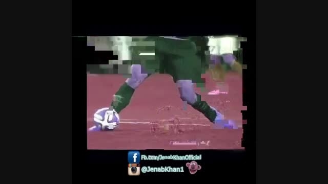 جناب خان فوتبالیست میشود!!!!!!!!!