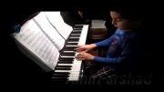 پیانو توسط امیرفرشاد 9 ساله از تهران / سنفونی چایکوفسکی
