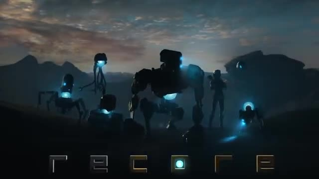 E3 2015 - Microsoft: ReCore