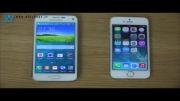 مقایسه تخصصی  گوشی های آیفون 5 اس و گلکسی اس 5 مینی