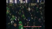مداحی محمود کریمی در همایش شیرخوارگان حسینی