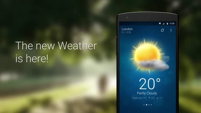 Weather آب و هوا