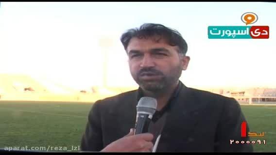 ویدئو: آلومینیوم اراک 3-0 شهرداری اردبیل+حواشی