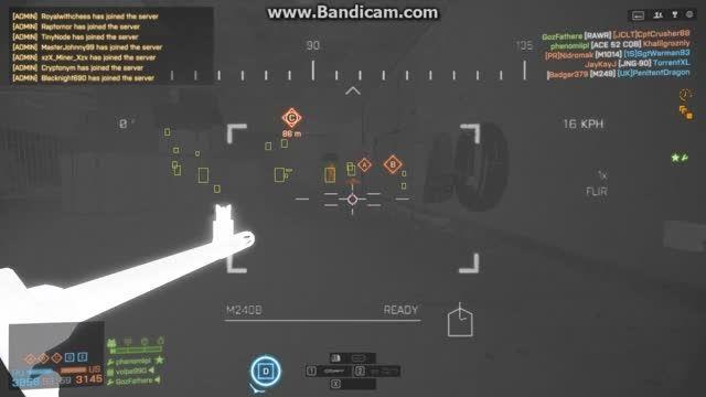 چیت زدن حرفه ای در Battlefield 4