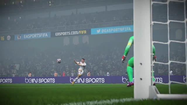 گم پلی بازی فیفا 16 (FIFA 16)