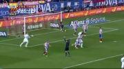 خلاصه بازی اتلتیکو مادرید 2-0 رئال مادرید