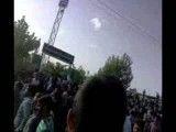 جشن شادی هواداران گهر زاگرس پس از صعود به لیگ برتر  1