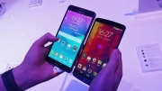 Samsung Galaxy Note 4 VS LG G3