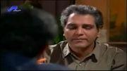 مهران مدیری و جواد رضویان در حال تماشای فیلم جن گیر خنده دار