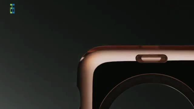 مراحل ساخت نگارش طلایی اپل واچ