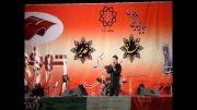 تقلید صدای ترانه ایران از روزبه نعمت الهی توسط مجید عزتی