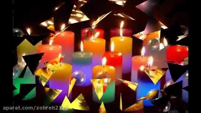 ´•.♥.•`خدیجه جون تولدت مبارک ´•.♥.