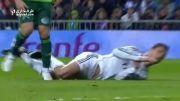ضربه قیچی برگردان زیبای رونالدو در بازی رئال و سلتاویگو