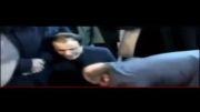 گریه سردار قاسم سلیمانی بر سر پیکر شهید کاظمی!!!