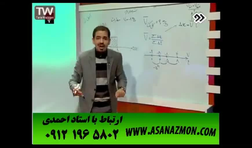 آموزش و تدرس درس فیزیک - کنکور ۲۵