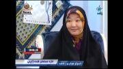 زن مسلمان ژاپنی کالای ایرانی می خرد