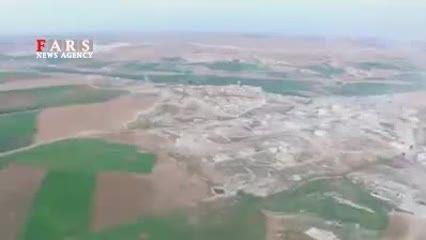 تصاویر هوایی از سوریه