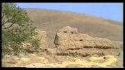 روستای مخروبه کولاکان گذشته بر روستای آق داش