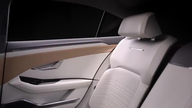 تیزر رسمی فولکس واگن - VW C Coupé GTE 245HP